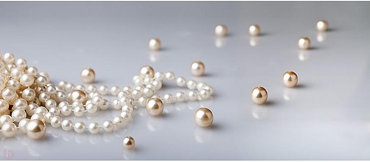 Cum deosebim o bijuterie cu perle autentice de una cu perle artificiale?
